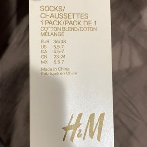 H&M Accessories - Cotton Christmas gloves